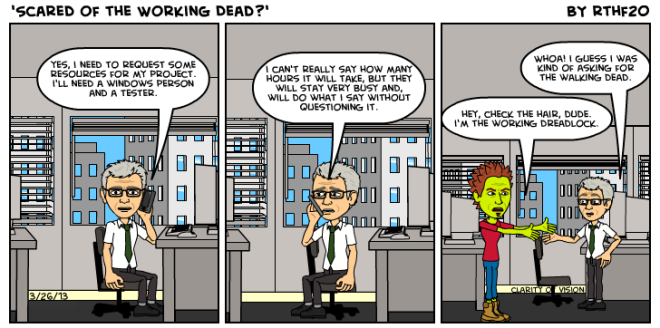 Scared of the Working Dead?
